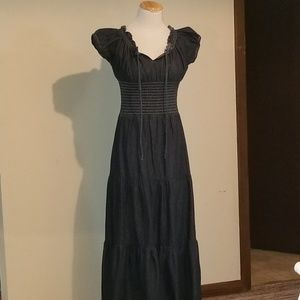 4a196eec67 Monroe   Main Dresses - Long Denim Dress